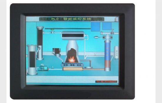 單片機控制的總線型彩色晶顯示模塊 1