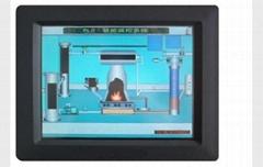 单片机控制的总线型彩色晶显示模块