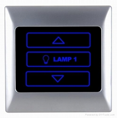 Dimmer Touch Panel