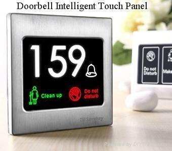 Hotel Doorbell Touch Panel 2