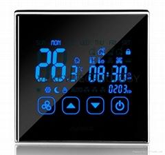 AC thermostat switch