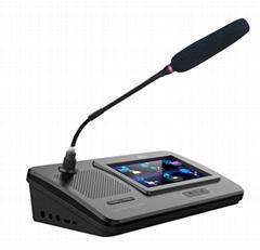 会议话筒 标准网线连接最新一代