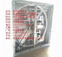 供应负压风扇维修配件