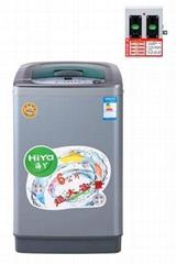 海丫6公斤双投币洗衣机
