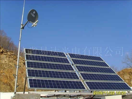 松原前郭太阳能发电供电 1