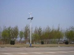 吉林延吉太陽能路燈庭院燈