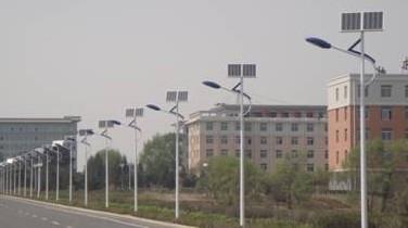 乾安太阳能路灯 1