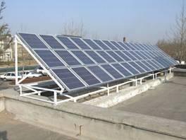 松原太阳能发电供电 1