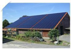 松原前郭户用太阳能供电系统