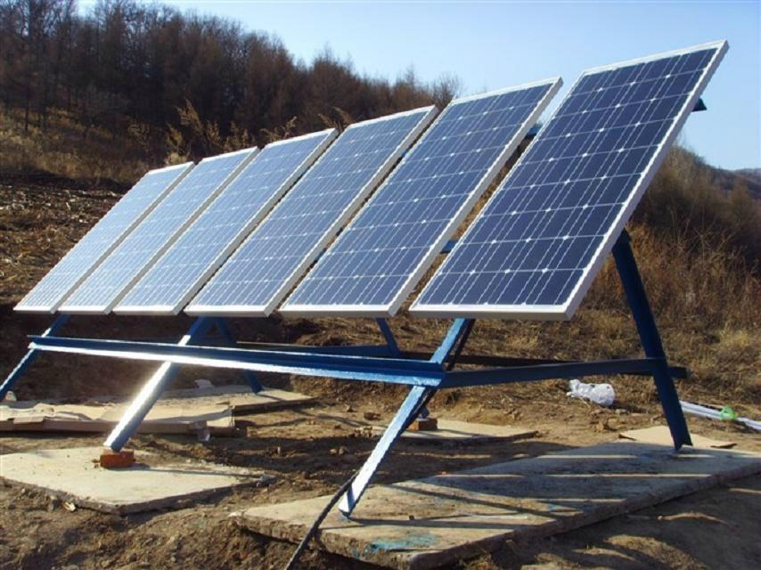 哈尔滨太阳能发电供电 5