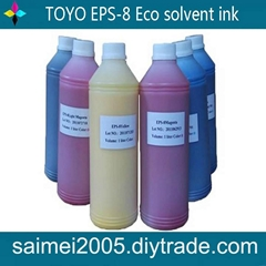 TOYO JS-EP360 Eco solvent ink for dx5