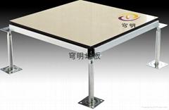 全鋼陶瓷面防靜電地板