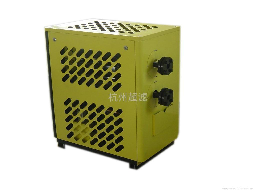 杭州超濾冷凍式乾燥機 4