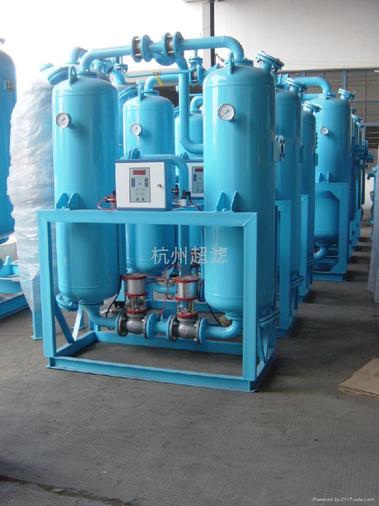 杭州超濾吸附式乾燥機.吸干機 1