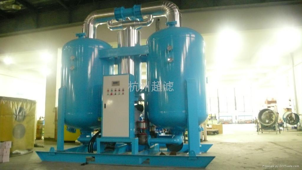 杭州超濾吸附式乾燥機.吸干機 4
