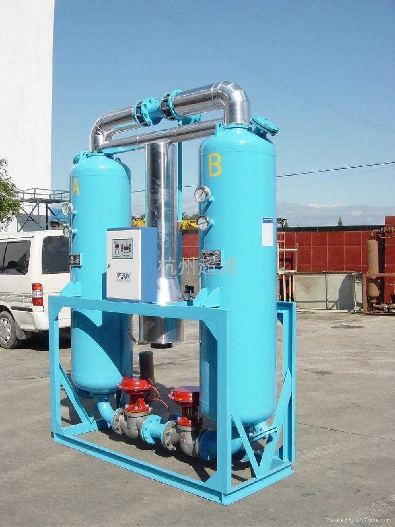 杭州超濾吸附式乾燥機.吸干機 5