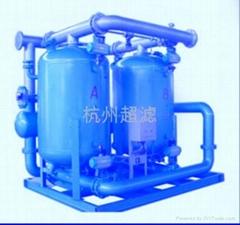 杭州超滤余热吸附式干燥机