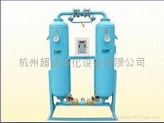 杭州超滤HAD无热再生吸附式干燥机