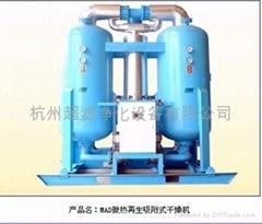杭州超滤MAD微热再生吸附式干燥机