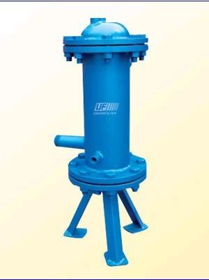 杭州超滤空压机水冷后部冷却器 2