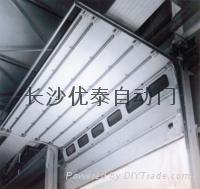 四川工業滑升門