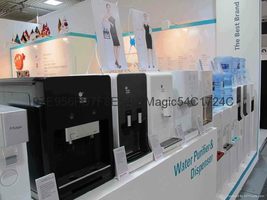韩国原装进口品牌Magic美吉家用商用直饮机 5