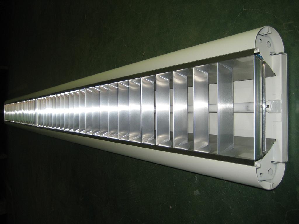 T5节能格栅灯连盆 2