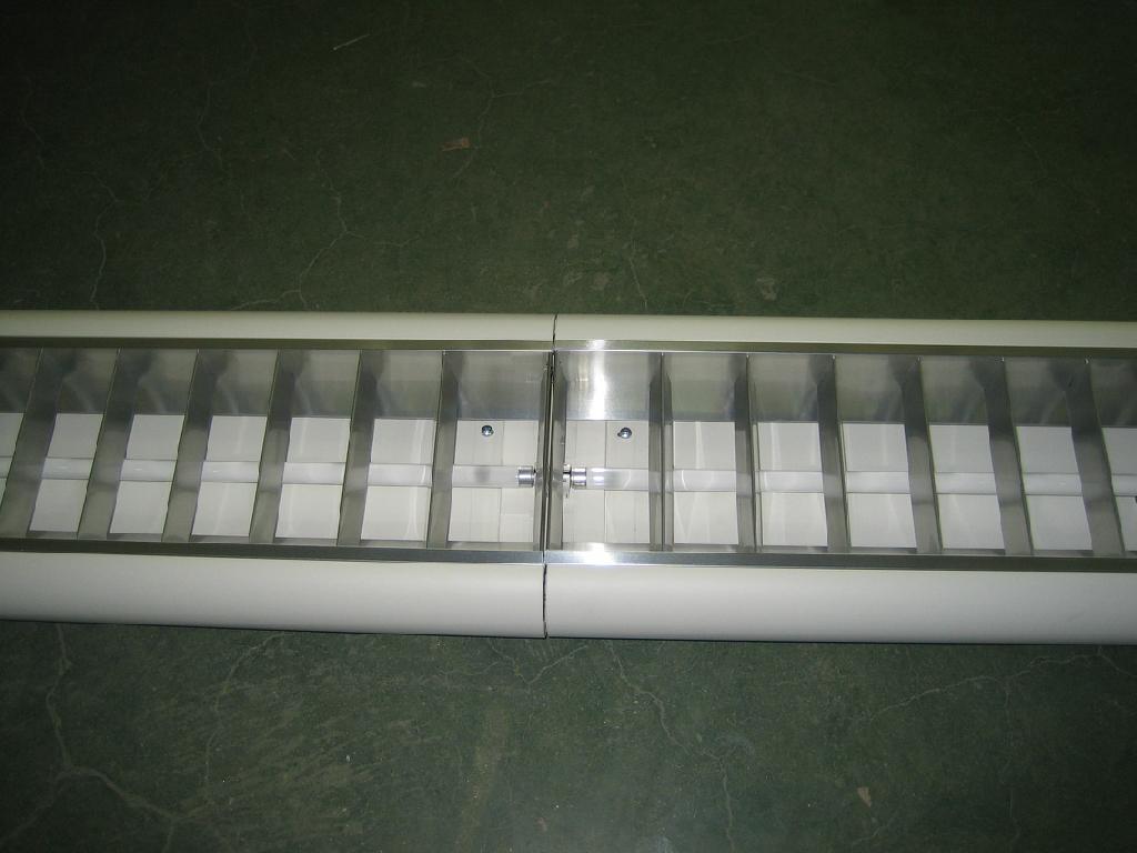 T5节能格栅灯连盆 3