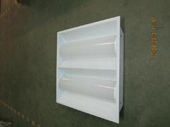 LED格栅灯盘