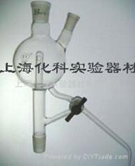 溶剂蒸馏头 单四氟节门