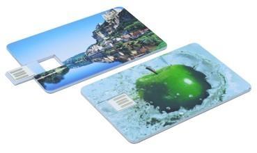2gb business card usb Flash Drive 3