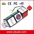 Magic Cube Cartoon USB Flash Drive