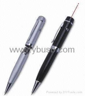 4GB laser pointer pen usb 1