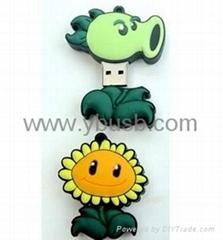 Plants Vs Zombies USB drive