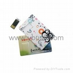 Gift  card usb memory