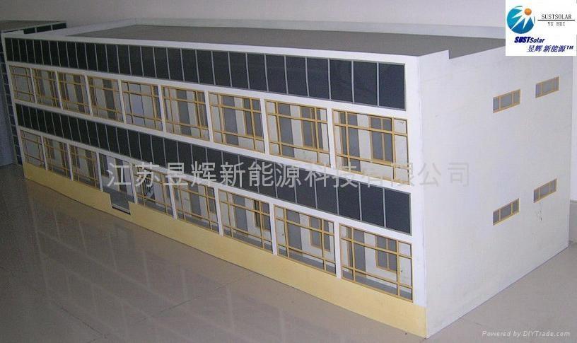 Flat Plate Solar Water Heater For Balcony 2