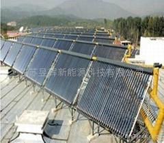 真空管太阳能集热非承压模块