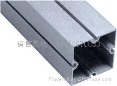 合邦特装展架铝料方柱铝型材 4