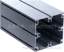 合邦特装展架铝料方柱铝型材 5