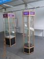 精品展示櫃鈦合金貨架 5