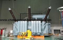 400kV High Voltage Power Transformer