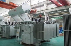 33kV  Step Down Power Transformer
