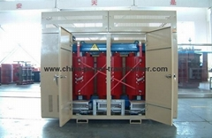 Epoxy Cast Resin Dry Type Transformer