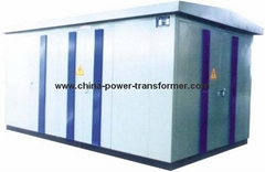 compact Pad-mounted transformer substation