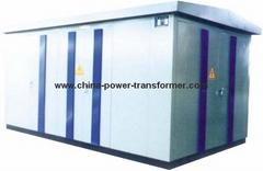 compact Pad-mounted transformer substation