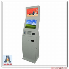 Dual Screen Payment Kiosk,Payment Terminal Kiosk with Cash Acceptor (HJL-3100E)