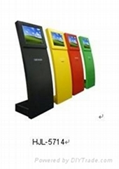 Slim Design Information Touch Screen Kiosk,Information Kiosk (HJL-5714)