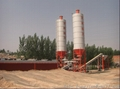 Stabilized soil mixing plant(WCB500)