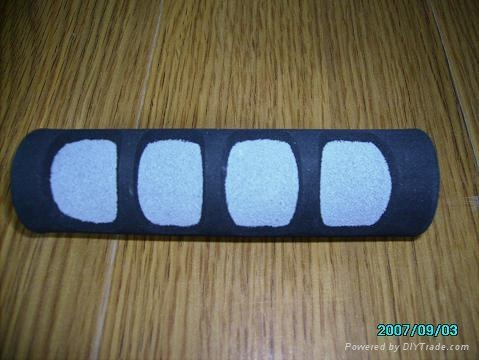 深圳供應橡塑手柄套 3