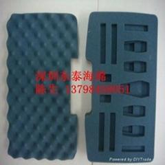 深圳包裝海綿